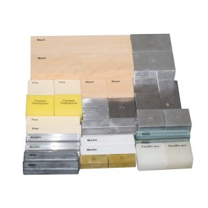 Material Kit, Solids