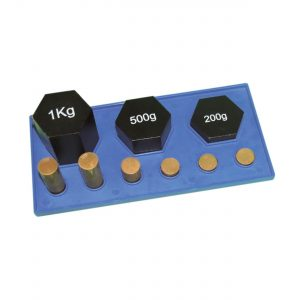 Weight Set On Tray