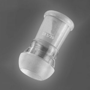 Conical / Spherical Adapter, Socket To Ball